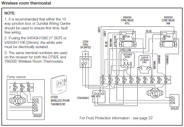 Honeywell Sundial S Plan 2 central heating wiring diagrams honeywell sundial s plan gas central heating controls wiring diagrams at gsmx.co