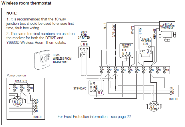 honeywell wiring schematics hid light ballast wiring